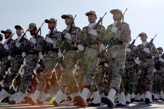 Lực lượng Vệ binh cách mạng Hồi giáo Iran