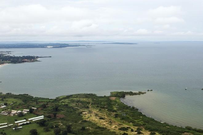 Hồ Victoria có diện tích lớn nhất châu Phi