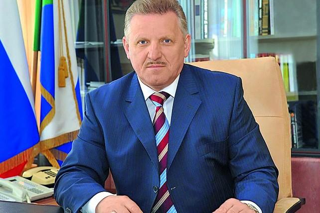 Thống đốc vùng Khabarovsk Vyacheslav Shport