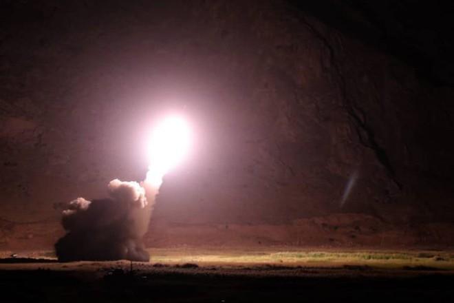 Đây lần thứ hai trong 2 năm qua, IRGC tấn công tên lửa quy mô lớn vào khủng bố IS ở Syria