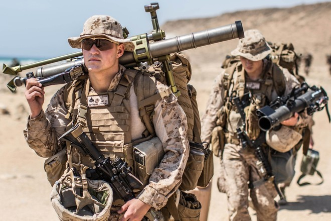 Lính thủy đánh bộ Mỹ