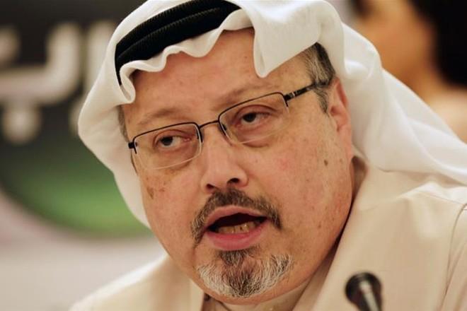 Nhà báo người Arập Xêút Jamal Khashoggi