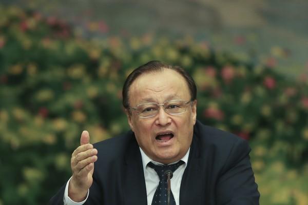 Chủ tịch chính quyền khu tự trị người Duy Ngô Nhĩ Tân Cương, ông Shohrat Zakir