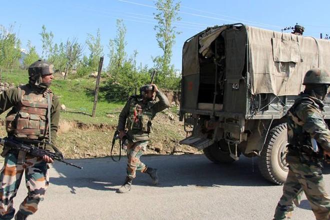 6 phiến quân bị tiêu diệt trong cuộc đấu súng với lực lượng an ninh Ấn Độ. Ảnh minh họa