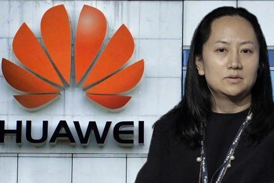 Giám đốc Tài chính của Tập đoàn Huawei, bà Mạnh Vãn Châu