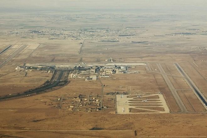 Sân bay quốc tế Damascus