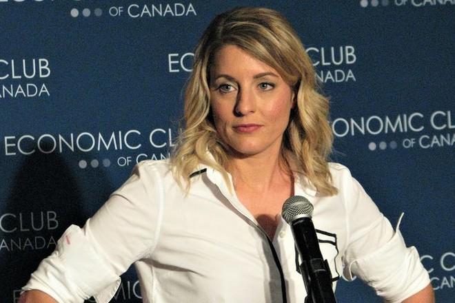 Bà Melanie Joly, Bộ trưởng Du lịch Canada