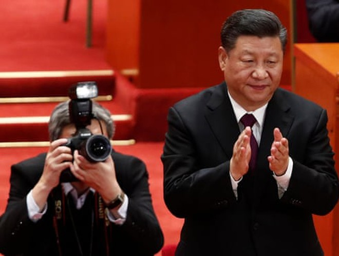 Chủ tịch Trung Quốc Tập Cận Bình tại hội nghị