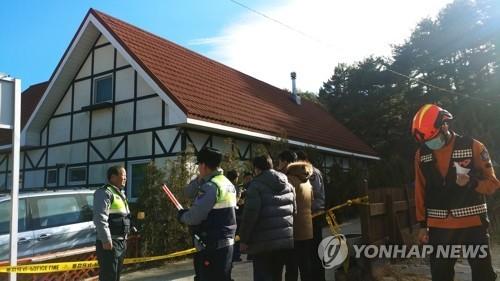Nhà nghỉ, nơi xảy ra vụ việc 3 học sinh tử vong