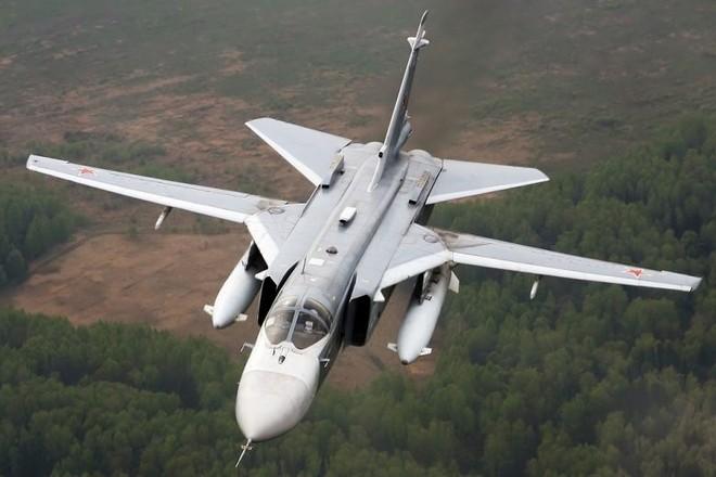 Máy bay tấn công mặt đất Su-24