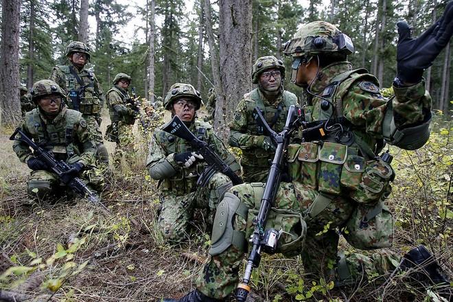 Lực lượng Phòng vệ Nhật Bản