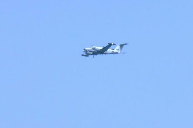 Máy bay quân sự Israel