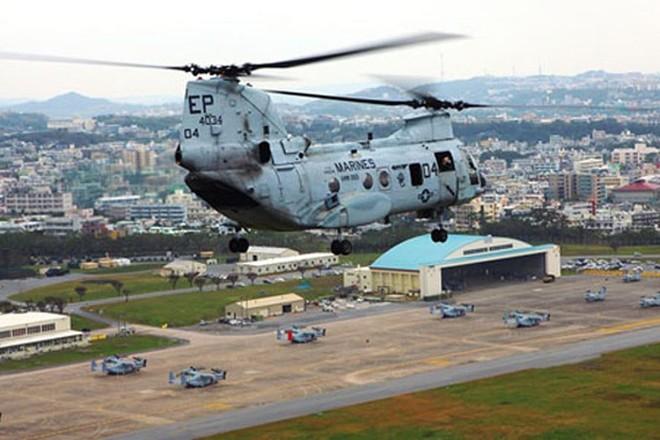 Căn cứ không quân Futenma của Thủy quân Lục chiến Mỹ