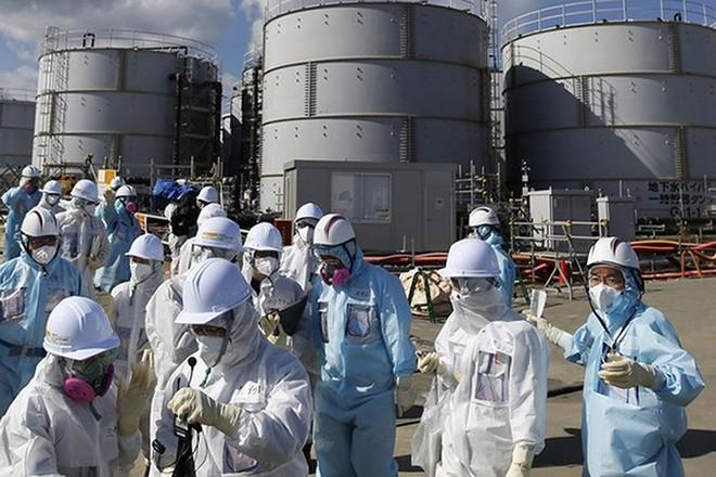 Nhà máy điện hạt nhân Fukushima số 1