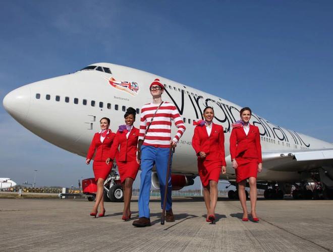 Hãng hàng không cho phép nữ tiếp viên không cần trang điểm khi làm việc