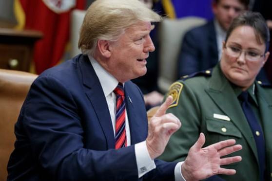 Ông Trump ra lệnh ngừng ngay việc sử dụng tất cả máy bay Boeing 737 Max tại Mỹ