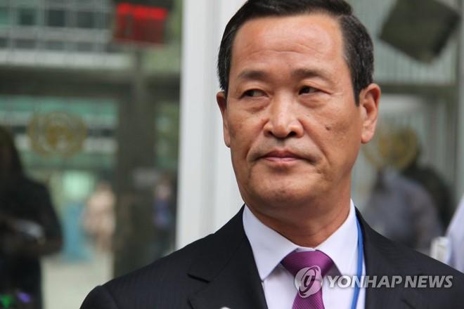 Đại sứ Triều Tiên tại Liên hợp quốc Kim Song