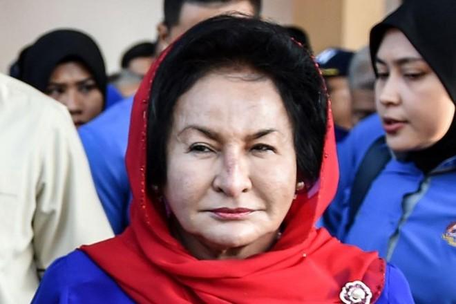 Bà Rosmah Mansor, vợ của cựu Thủ tướng Malaysia Najib Razak