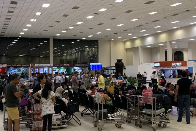 Sân bay quốc tế Mattala Rajapaksa ở Colombo