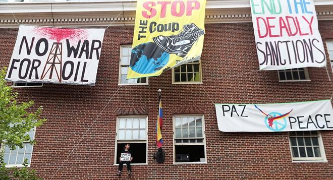 Đại sứ quán Venezuela ở Washington