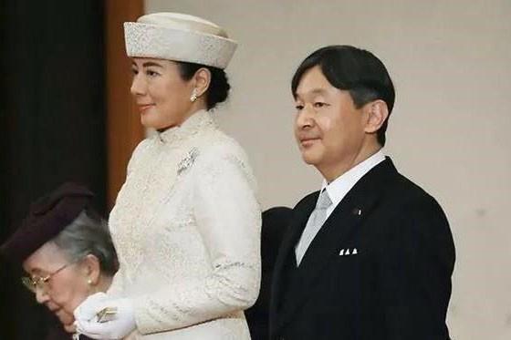 Nhật hoàng Naruhito và Hoàng hậu Masako