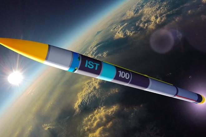 Tên lửa được phóng lên của Interstellar Technologies dài 10m