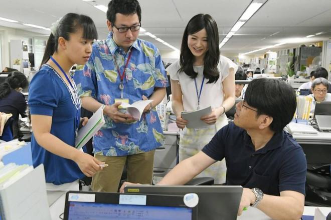 Khởi động chiến dịch tiết kiệm điện ở Nhật Bản