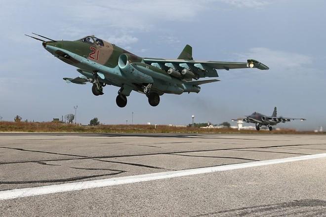 Chiến đấu cơ Su-25