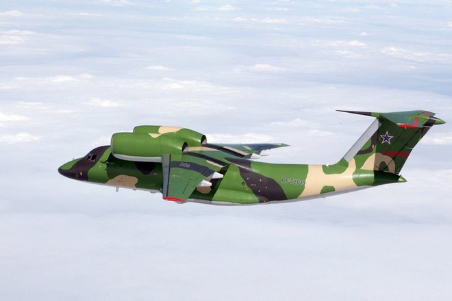 Máy bay vận tải An-72