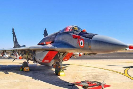 Chiến đấu cơ MiG-29K của Ấn Độ