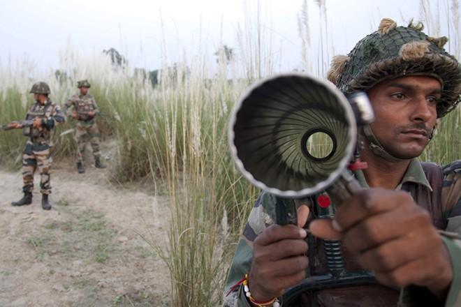 Các binh sĩ quân đội Ấn Độ