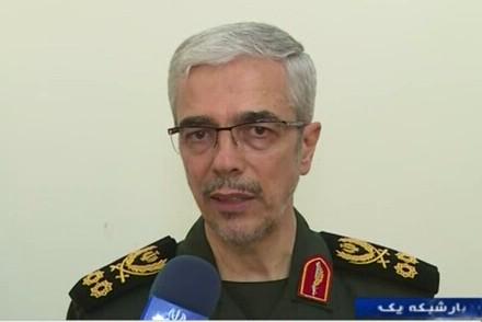 Tham mưu trưởng Lực lượng Vũ trang Iran, Thiếu tướng Mohammad Baqeri