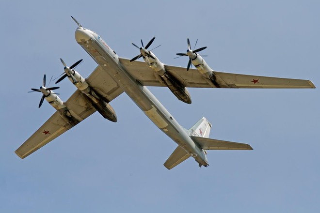Máy bay ném bom Tu-95