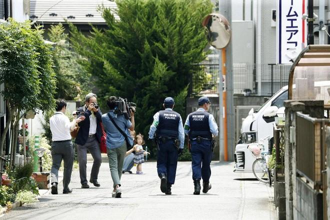 Cảnh sát Nhật Bản đang nỗ lực truy bắt nghi phạm Makoto Kobayashi