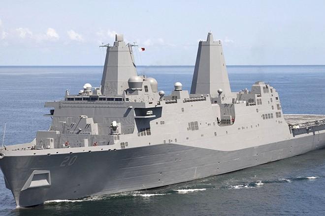 Tàu USS Green Bay của Hải quân Mỹ