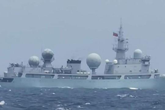 Philippines cáo buộc 5 tàu chiến Trung Quốc đi vào lãnh hải Philippines trong tháng 7 và 8-2019
