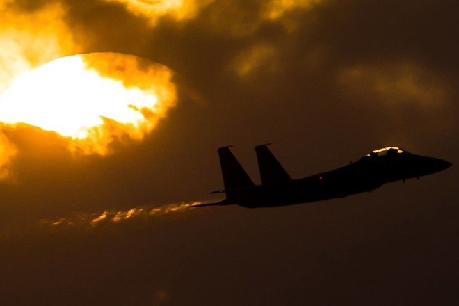 Máy bay chiến đấu Israel