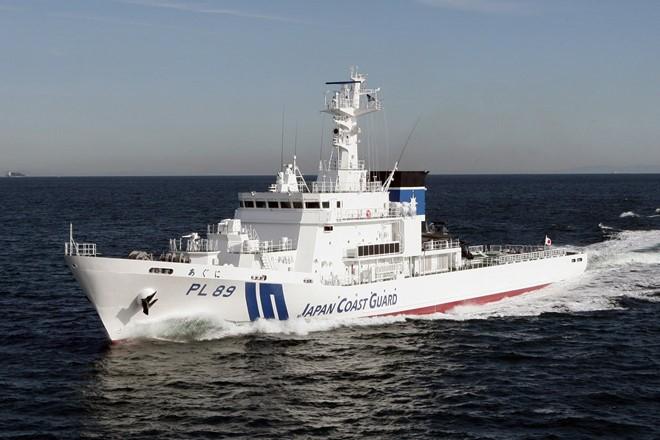 Lực lượng Bảo vệ Bờ biển của Nhật Bản tăng cường tuần tra quanh quần đảo Senkaku/Điếu Ngư