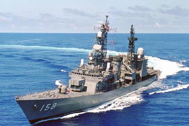 Tàu khu trục Asagiri của Nhật Bản