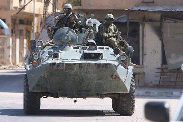 Lính đặc nhiệm Nga tại Syria