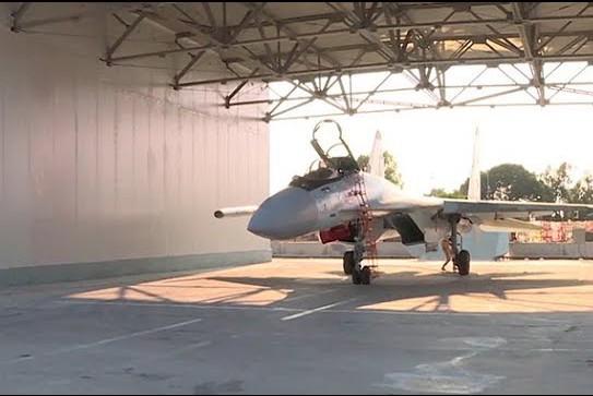 Chiến đấu cơ Nga tại căn cứ không quân Hmeimim
