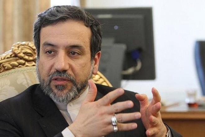 Thứ trưởng Ngoại giao Iran Abbas Araghchi