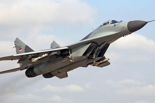 Máy bay tiêm kích MiG-29