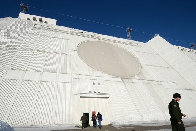 Trạm radar cảnh báo sớm Don-2-N giúp bảo vệ Matxcơva khỏi các cuộc tấn công tên lửa đạn đạo