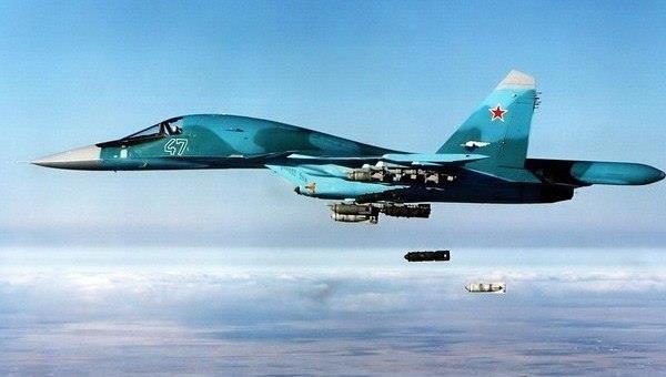 Máy bay tiêm kích Nga tại Syria