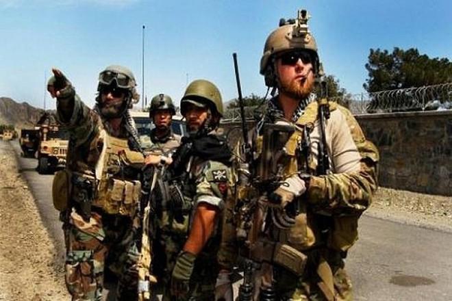 Các binh sĩ Mỹ ở Syria