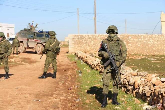 Binh sĩ quân đội Nga tại Syria