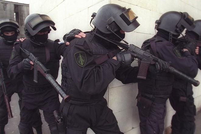Lực lượng đặc nhiệm chống khủng bố của Nga