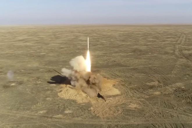 """Nga đã phóng tên lửa đạn đạo và tên lửa hành trình trong cuộc tập trận """"Sấm sét-2019"""""""