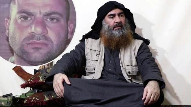 Tên Abdullah Qardash (vòng tròn) dự kiến sẽ thay Baghdadi làm thủ lĩnh IS